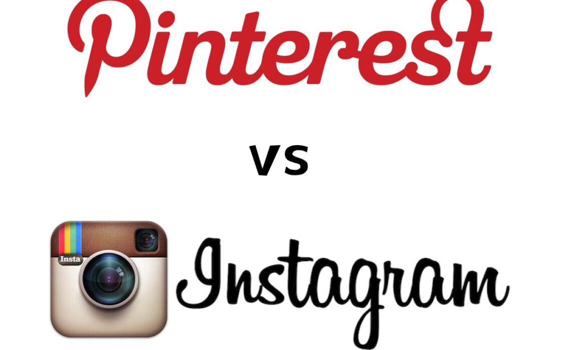 Instagram vs Pinterest: İşiniz İçin En İyisi Hangisi ?