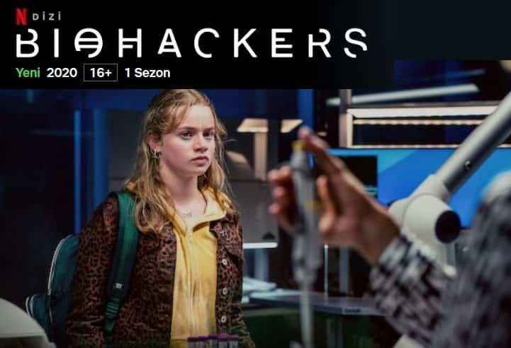 Biohackers Dizi Konusu Ve Oyuncuları