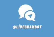 telegram livegram botu